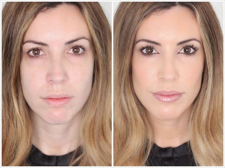 Aparichi Makeup Artist - Maquilladora Profesional: Blog de Maquillaje: Video: Maquillaje Efecto Buena cara en sólo 10 min...