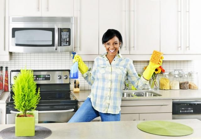Poradnik Pani domu: Sprzątanie kuchni - jak się do niego zabrać? #sprzątanie #porządki #kuchnia