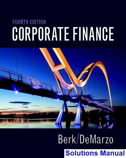 52 best solution manual download images by smtb 82 on pinterest corporate finance 4th edition berk solutions manual test bank solutions manual exam bank fandeluxe Image collections