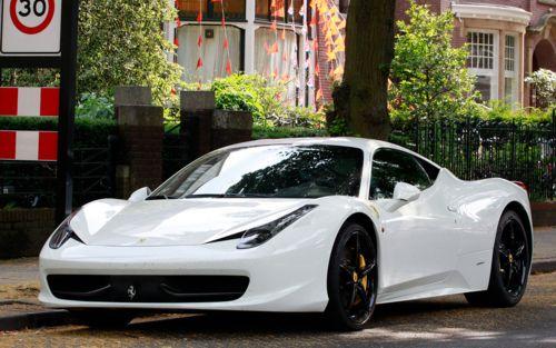 2010 Ferrari Italia 458