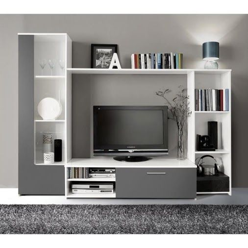 25 best ideas about meuble tv mural on pinterest meuble tv mural design t - Meuble tv mural ikea ...