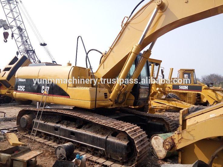 Used Cat325C Excavator Cat 325C Crawler Excavator for sale