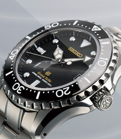 Seiko Grand Seiko Spring Drive Titanium SBGA031, people'll still buy Rolex and Tag. This isn't for them.
