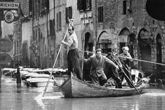 Florence's flood, 1966