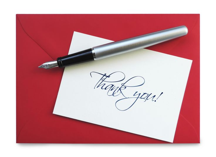Best Interview Thank You Notes Images On   Career