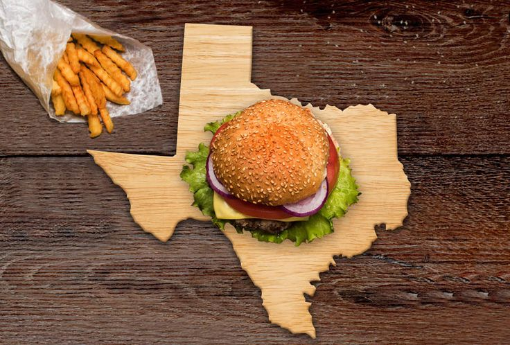 The Best Burger in Every State in America - dallas - the grape