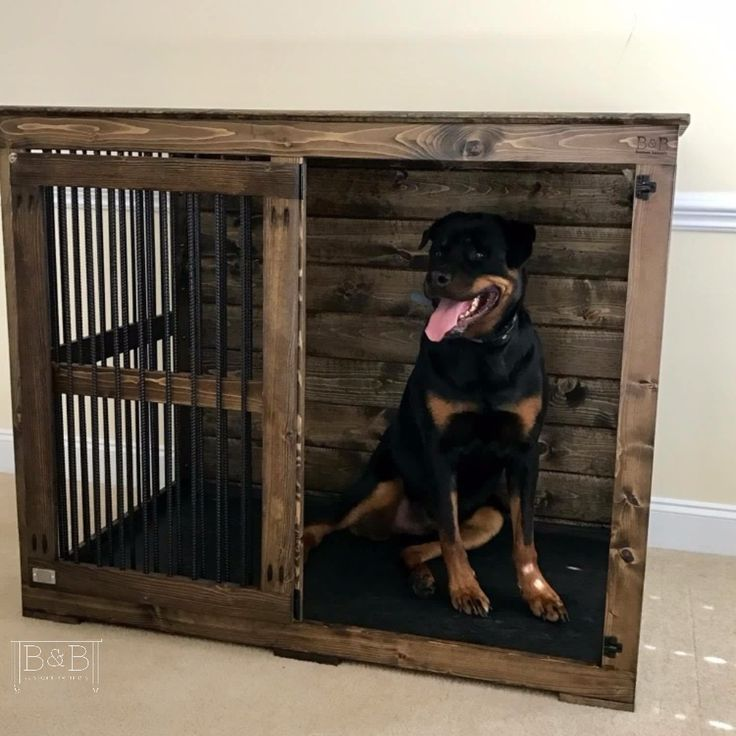 Extra Large Dog Crate Rottweiler