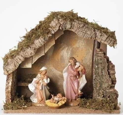 "7.5"" Fontanini Nativity Sets and Figurines"