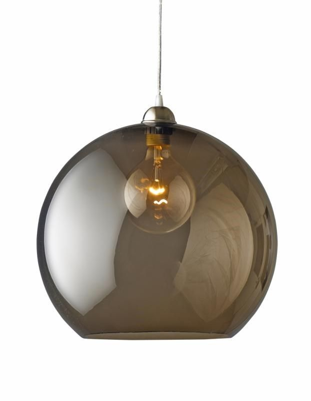 Storelight Jupiter Taklampa Brun Belysningsdesign.se
