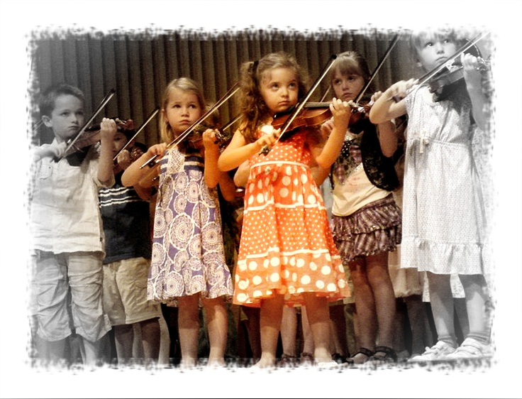 Things to consider when introducing music to children and youth