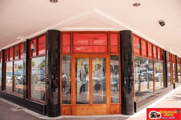 Visit Chancellor House in Fox Street, and learn more about Mandela and OR Tambo's first black law firm in Johannesburg http://citysightseeing-blog.co.za/2014/06/23/nelson-mandela-day-johannesburg/
