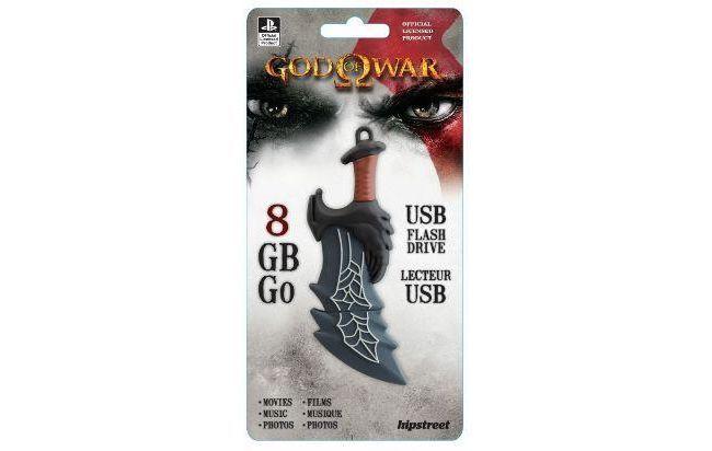 memoria god of war  8gb- memoria-god of war