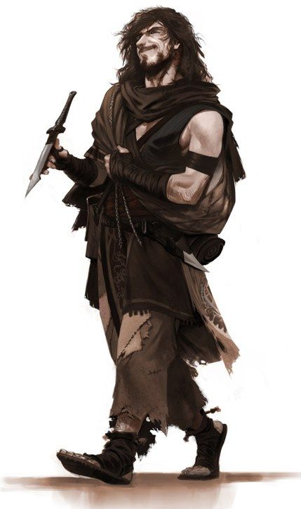 rogue, trickster, possibly a sorcerer or dual class.