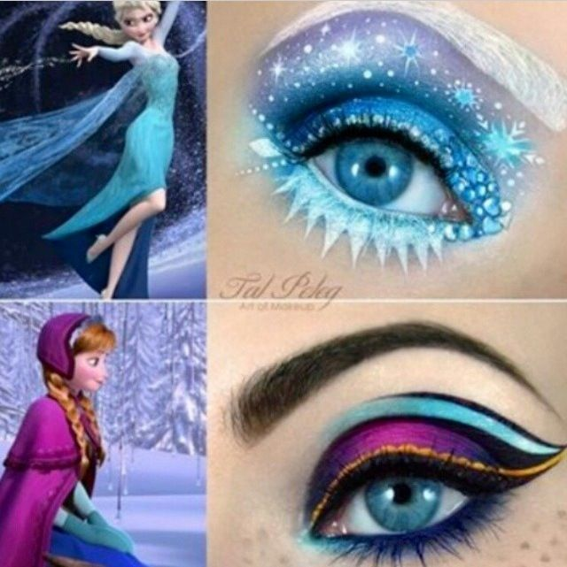 I like the Elsa one better than Anna