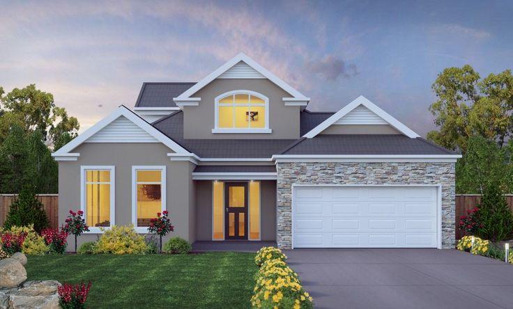 Conheça as principais características de projetos de casas com o estilo americano. Veja plantas e fotos por dentro e por fora.