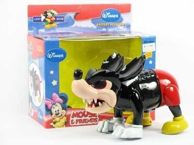 "Yikes! This ""Mickey"" Mouse has got to go! 