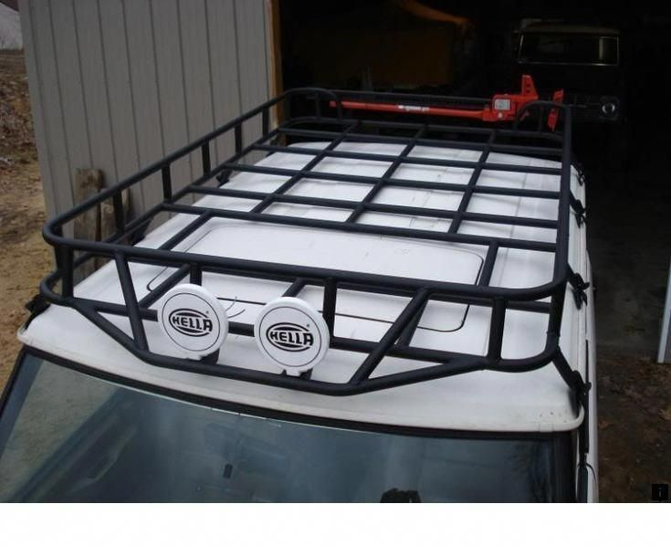 Pin By Will Huff On Trooper Slx Roof Rack Truck Roof Rack Roof