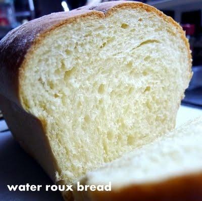 recipe: water roux bread recipe [20]