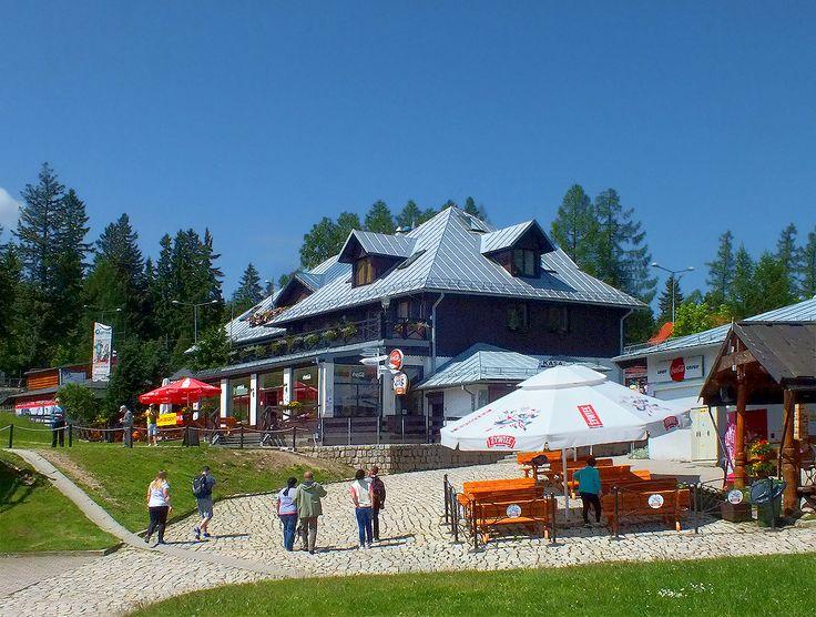 For tired tourists - Szklarska Poreba, Dolnoslaskie