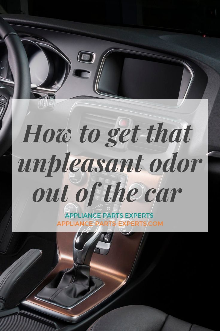 How To Get A Odor Out Of A Car