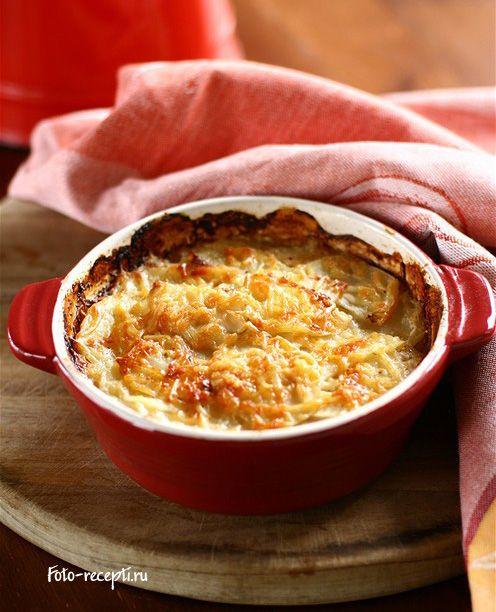 Рецепт картофельной запеканки с мясом и сыром пошаговый с фотографиями