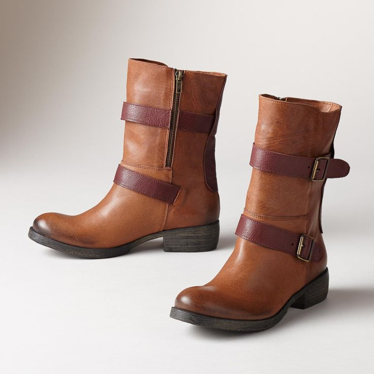 ROCK CREEK BOOTS -- Like a love that never grows old, our two-