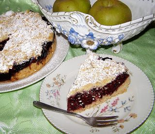 W Mojej Kuchni Lubię.. : pyszne kruche ciasto o korzennym smaku...