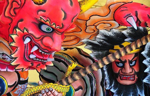 Nebuta festival - Aomori,Japan