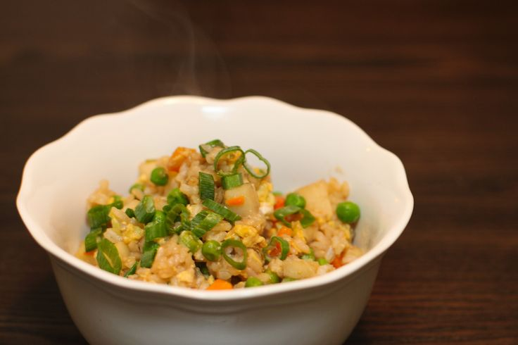 Vegetable fried rice - Wild Rose Detox (D-tox) Cleanse [gluten-free, dairy-free, peanut-free]