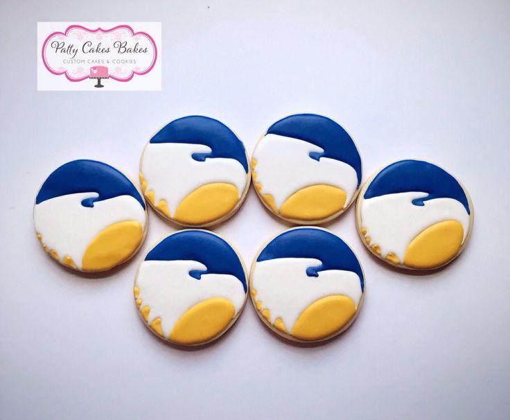 Georgia Southern University cookies  www.facebook.com/PattyCakesBakes