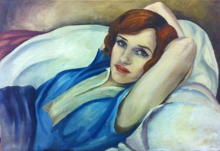 The Real Story Behind the Paintings in The Danish Girl (painting from film)