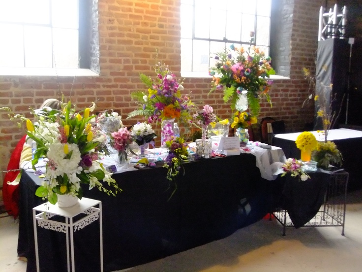 Bridal Show Old Silk Mill