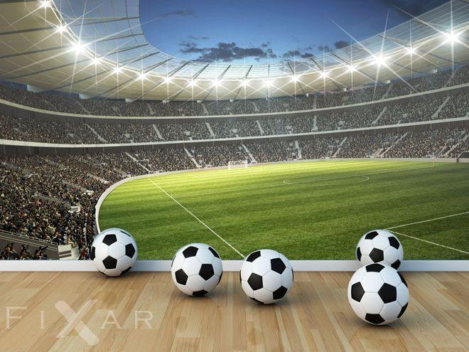 Pokój piłkarza