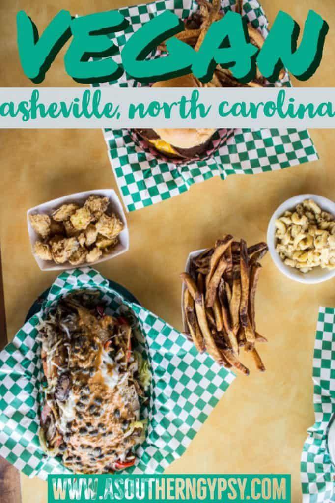 Vegan Guide to Asheville, North Carolina (USA)  #asheville #veganfood #vegantravel #veganasheville #ashevillevegan #northcarolina #veganlife