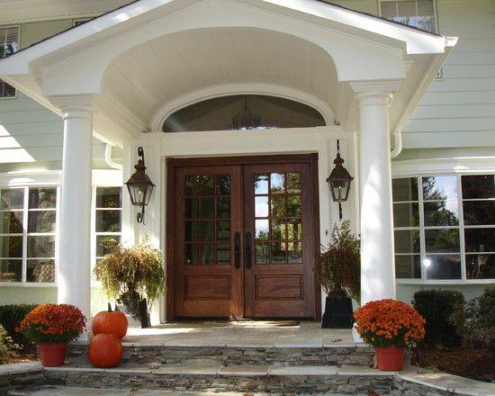 Entry Portico Joyful Home Pinterest Home Design