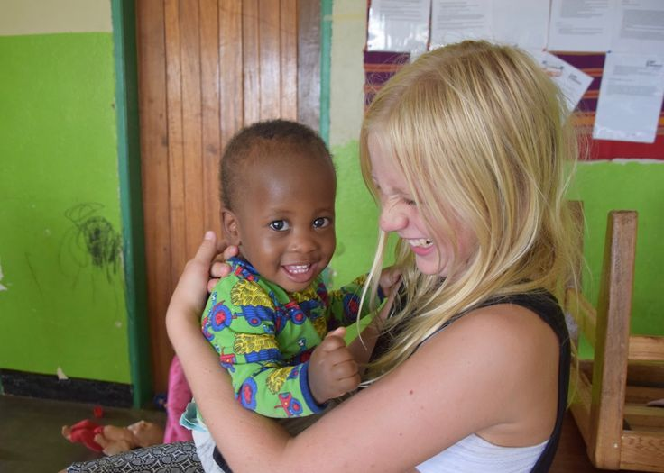 Babies. Living in Uganda