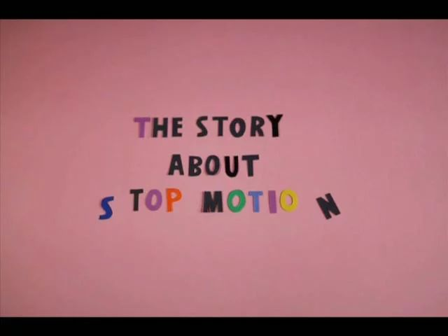 I love stop motion on Vimeo