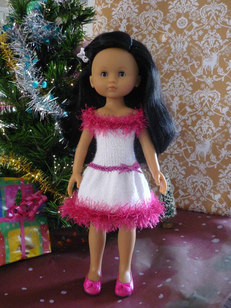 Robe pour poupée Chérie - http://p0.storage.canalblog.com/08/18/1066432/101751412.pdf