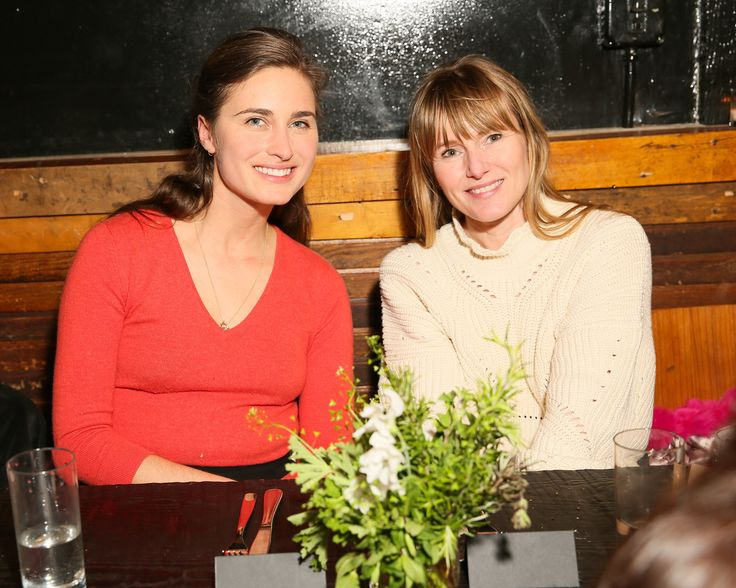 Lauren Bush Lauren and Amy Astley