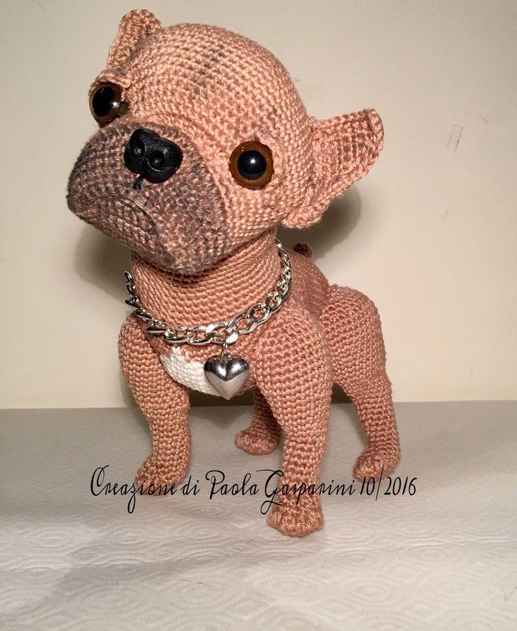 French bulldog Puppy Dog