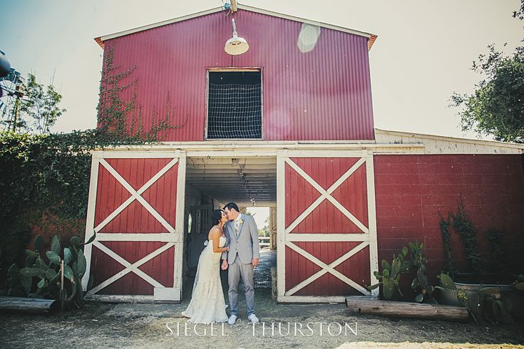Tresa and Nate did an incredible job putting together their elegant Condor's Nest Ranch Wedding.  It can be hard to find a rustic barn wedding venue in San Diego, but the Condor's Nest Ranch has it all. They have a beautiful little red barn, a menagerieof friendly animals, a vintage trailer,…