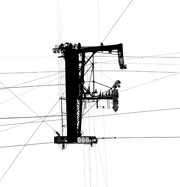garamond powerline, daniel adolph