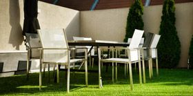 Get a commercial artificial lawn installed anywhere you please and have a lush green garden that will look hundred percent natural and will require no maintenance at all! All you need to do is want it!