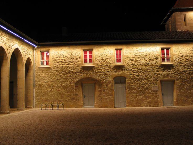Exterior Grazing Downlight Down Light Facade Roof