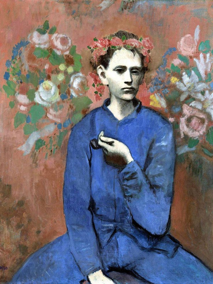 'Boy With A Pipe' by Pablo PicassoBoy With A Pipe' by Pablo Picasso 'Boy With A Pipe' by Pablo Picasso fetched $104.1 million in New York in 2004 to become the first $100 million painting. The painting depicts a Rose Period portrait of a young child called 'Little Louis' who would hang around his studio in Paris. Rex Features