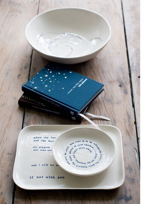 Kylie Johnson of Paper Boat Press — The Design Files | Australia's most popular design blog.