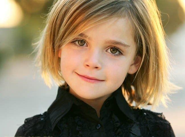 Frisur Mädchen 7 Jahre