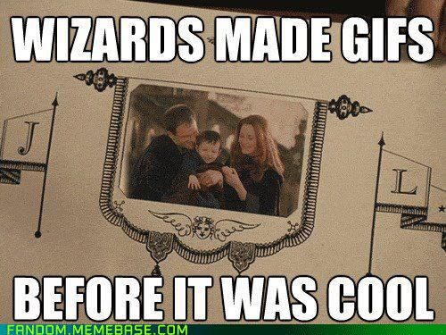 Wizards made gifs before it was cool.