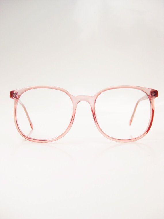 Vintage Pink Oversized