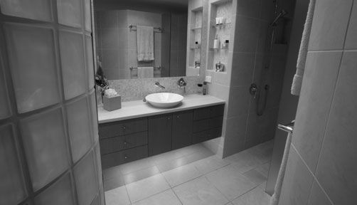 Stylish Ensuite Modern Bathroom Design Ideas UK